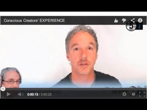 Conscious Creators' EXPERIENCE