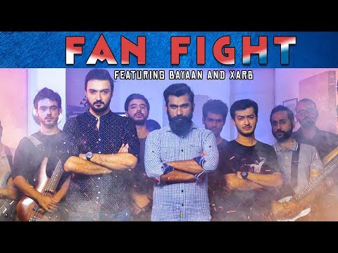 Fan Fight feat. Bayaan & Xarb | MangoBaaz