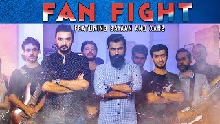 Fan Fight feat. Bayaan & Xarb | MangoBaaz