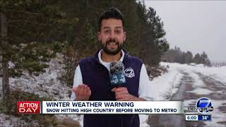 Weather Man MELTS d๐wn on live TV