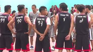 'Stop TB basketball tournament' - 2nd Semi-final Match