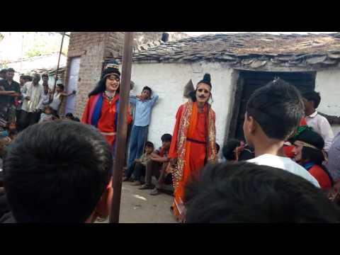 Bundeli bahrupiya Chandu mahoba