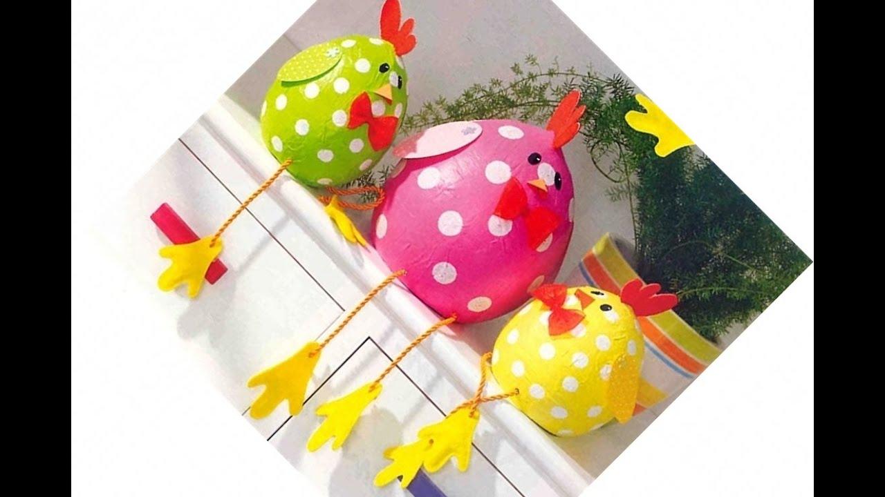 Яйца к пасхе своими руками поделка