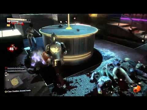 Dead Rising 3 Clear Zombies Around Annie