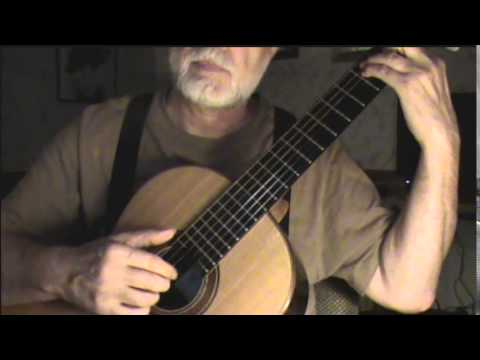 My Rifle, My Pony and Me - Fingerstyle Guitar