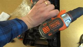 Black+Decker BL188 Unboxing and small performance test