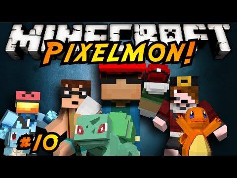 Minecraft: Pixelmon Episode 10!