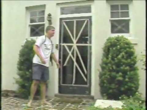 """The Sights and Sounds of Hurricane Hugo"" 1989 WBTV Part 1 of 4"