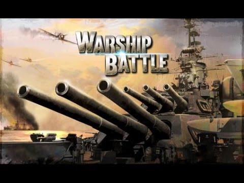 Warship Battle:3D World War II - Экшн на кораблях второй мировой войны (Android)
