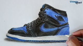 Air Jordan 1 Retro High OG Royal | Art