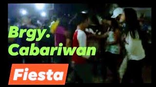 CABARIWAN fiesta  - Palapag N. Samar