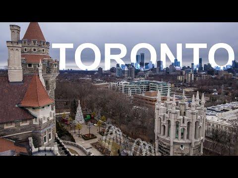 Castle in Toronto - Visiting Casa Loma