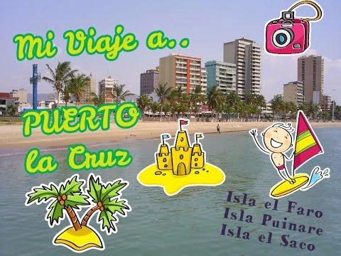 Viaje a Puerto la Cruz VENEZUELA - Travel to Puerto la Cruz VENEZUELA