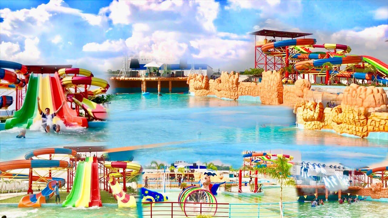 Magic island Anwar City Magic island/keranigong/DJ/Pool Party
