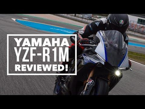 download Introducing the Yamaha YZF-R1M (2018) | BikeSocial