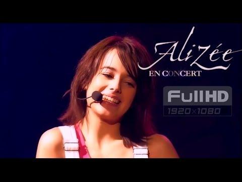 Alizée - Youpidou (En Concert Remastered HD 1080p)