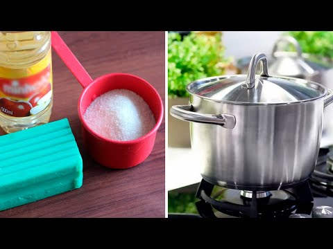 Make Your Own Metal Polish and Cleaner With 3 Ingredients
