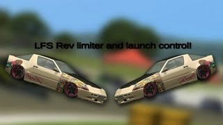 Repeat youtube video Live for Speed: Rev limiter and launch controller