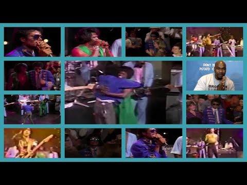 James Brown, Michael Jackson & Prince - REACTION
