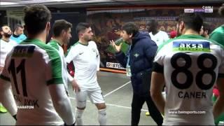 Galatasaray - Akhisar Belediyespor 6-0 Maçının Öyküsü