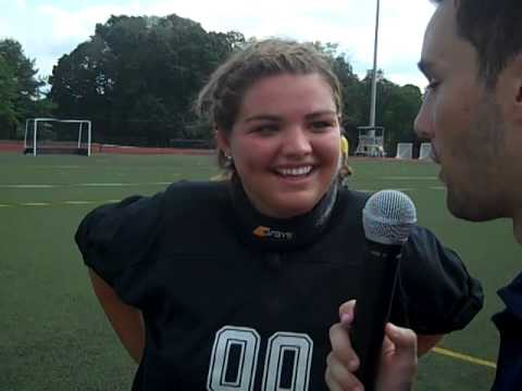 Post-game with Samantha Scavo
