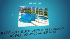 Pool Installation in Bradenton, FL | Blue Heron Pools of Florida, Inc