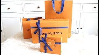 Video LOUIS VUITTON UNBOXING    ZOE WALLET IS ARRIVED & WHAT FITS    PLUS THE OTHER ONE download MP3, 3GP, MP4, WEBM, AVI, FLV Juni 2018