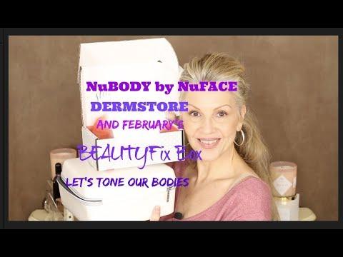👙NUBODY by NUFACE~Tone that Body👙~ Dermstore BeautyFix~