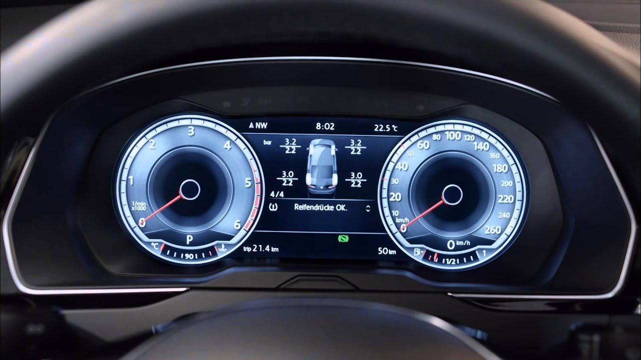 Car Dashboard Wallpaper New Volkswagen Passat B8 Interior 2015 Youtube