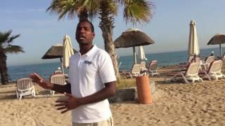 RAS  ドバイから80kmのラスアルハイマ Cove ホテル