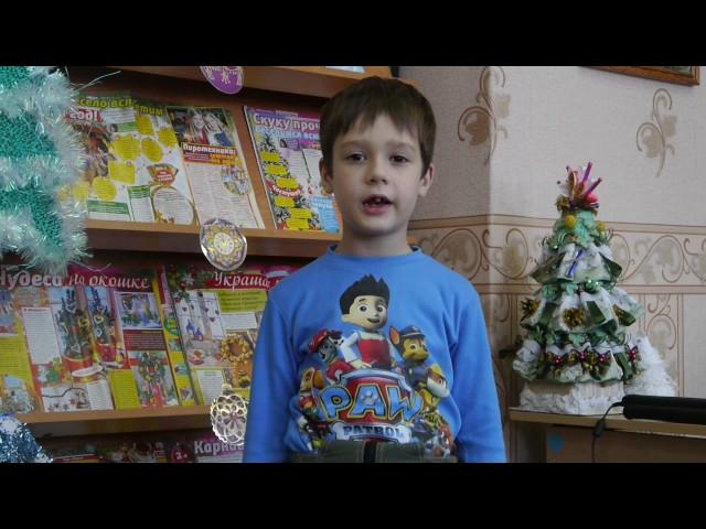 Изображение предпросмотра прочтения – ТимофейДьяков читает произведение «Снежок» Н.А.Некрасова