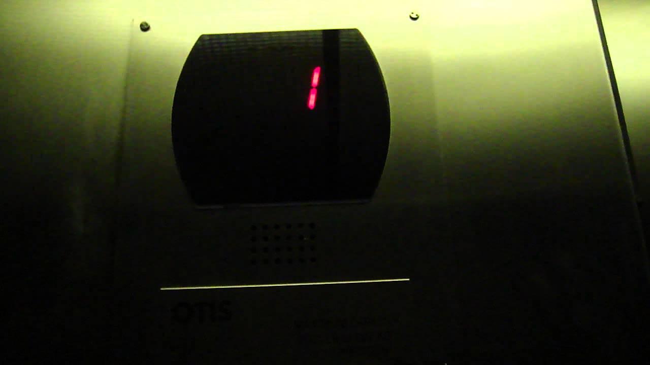 Otis Series 5 Hydraulic Elevator @ Harte Nissan, Hartford, CT