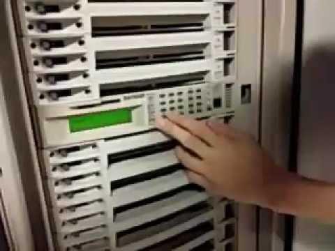 dimmer rack