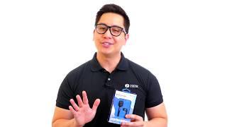ZOOOK ZB-Rocker iGear Wireless Stereo Bluetooth Headset