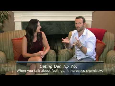The Dating Den - What To Talk About On A First Date