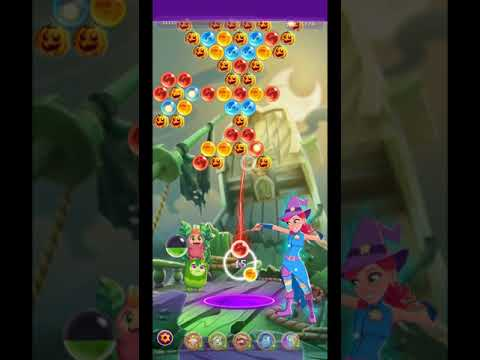 Bubble Witch 3 Saga Level 1307 ~ No Boosters