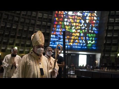 شاهد: أول قداس في ريو دي جانيرو منذ فرض إجراءات الإحتواء بسبب كورونا …  - نشر قبل 43 دقيقة