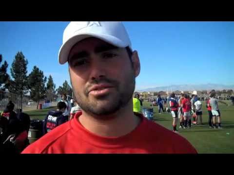 Eyal Hakim Talks Stars Rugby