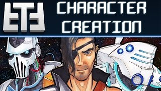 Rogue Star - Character Creation - Tabletop RPG Campaign Session Gameplay