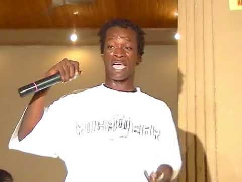 Ghana old hip life-The trinity–young kk fosu, kokoveli and batman perform live