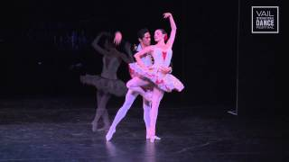 Vail International Dance Festival: Ballet Performances by Tiler Peck of New York City Ballet 2014