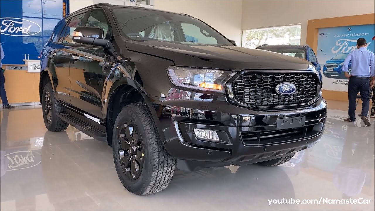 Ford Endeavour Sport 4WD/Everest- ₹41 lakh | Real-life review