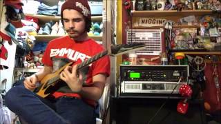 """""""RMA (Revolutionary Mental Attitude)"""" - Stick to Your Guns guitar cover"""