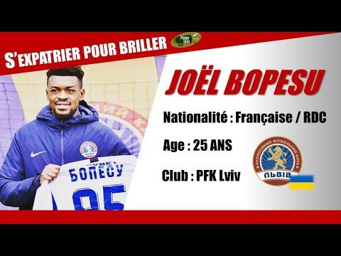 Joël Bopesu – Jouer la Ligue des Champions en s'expatriant – Interview – Highlights
