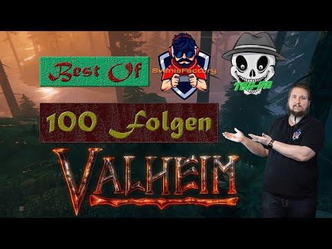 Best of 100 Folgen Valheim - Spezial