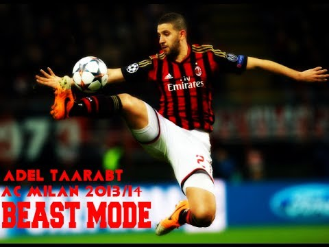 Adel Taarabt | AC Milan 2013/14 | BEAST MODE - YouTube