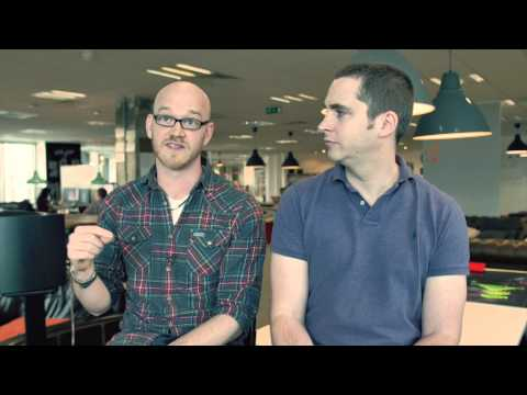 Working in Games: YGD visits EA Criterion Games
