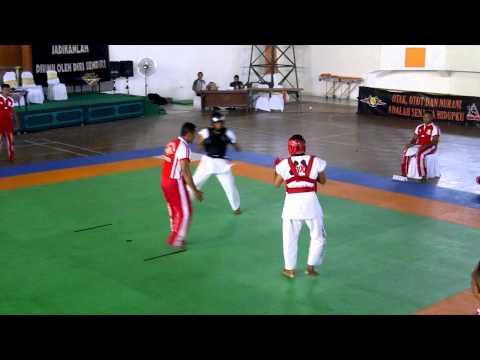 Tarung Derajat Bali(Satlat Semut Merah)kmg wardike day 2 winner by ko