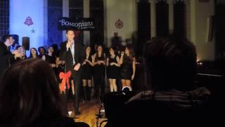 """""""Vienna"""" A Cappella- The Bostonians of Boston College"""