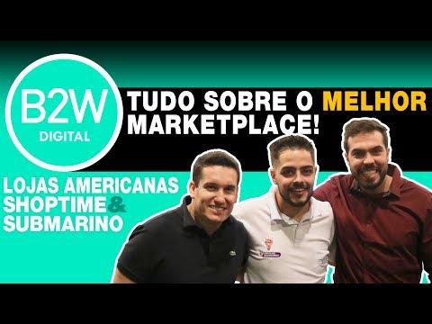 VENDER NA B2W MARKETPLACE   PROFISSÃO E-COMMERCE   Alex Moro, Alexandre Nogueira & Gilmar Theobald